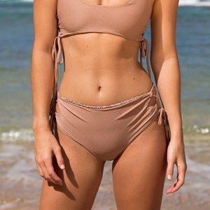 NWOT [ACACIA] Murray bikini bottoms